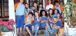 As crianças no pátio do orfanato Raio de Luz (Foto: Lourival Ribeiro/SBT)