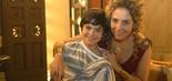 Heloísa Périssé com o ator mirim Miguel Arraes no especial de fim de ano O Relógio da Aventura, exibido pela Globo em 2010