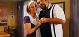 Heloísa Périssé e Otavio Müller participaram de esquetes de humor sobre mudanças na família, exibidos pelo Fantástico (Globo) em 2008