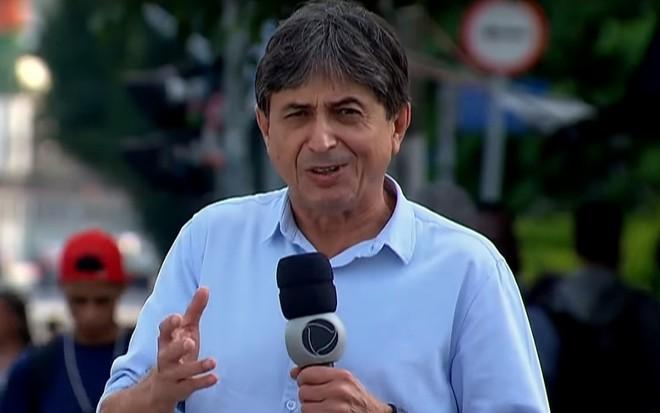Gerson de Souza nega   Repórter da Record é acusado de assediar ao menos 12 mulheres
