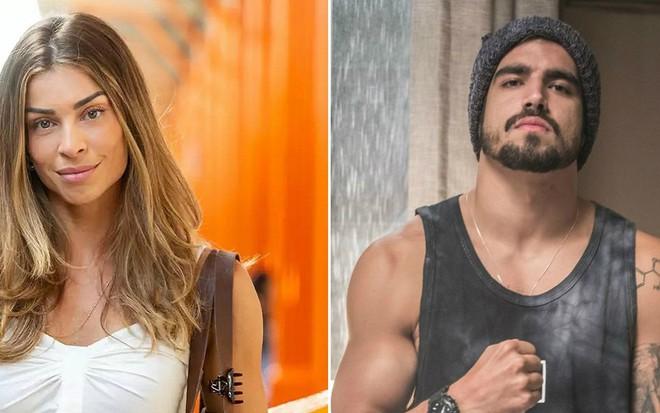 Caio Castro e Grazi Massafera têm seus passos vigiados por perfil de fã - Notícias da TV