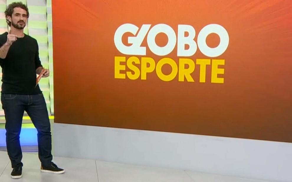Globo Esporte Com Felipe Andreoli Sofre Primeira Derrota