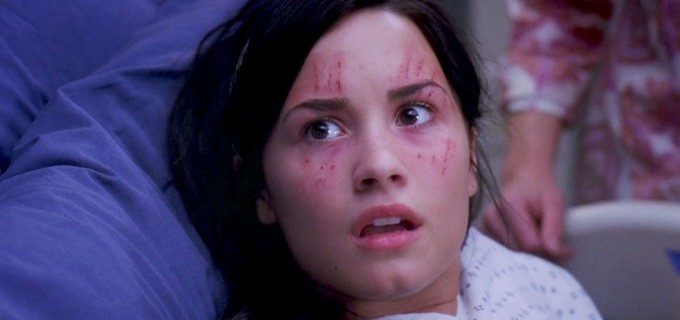 Demi lovato greys anatomy
