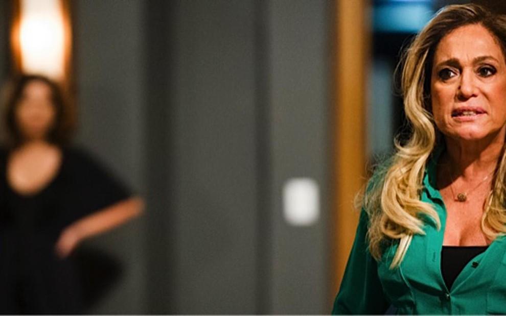 b02ae514e6 Susana Vieira em cena de Amor à Vida na qual Pilar descobriu que César  tinha um