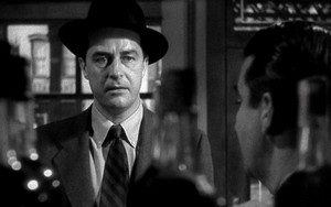 Ray Milland interpreta o escritor alcoólatra Don Birman no filme Farrapo Humano, de Billy Wilder - Reprodução