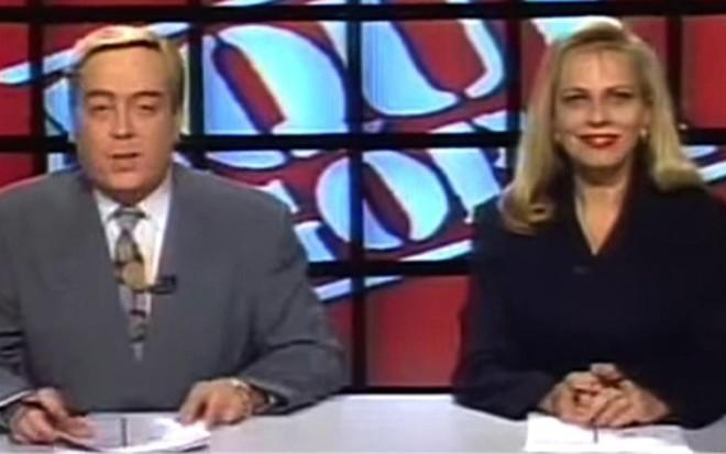 Em 1993, Aqui Agora exibiu suicídio de adolescente e chocou o ...
