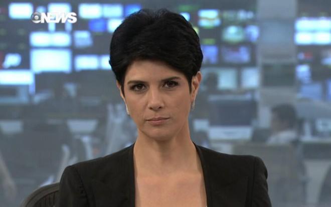RS Notícias: Renata Vasconcellos, jornalista e ...