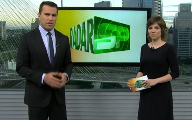 Microfone Falha E Apresentadores Da Globo Ancoram Jornal