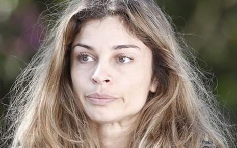 4b6d39d0dd342 Grazi Massafera (Larissa) em cena da novela Verdades Secretas  modelo vai  morar na