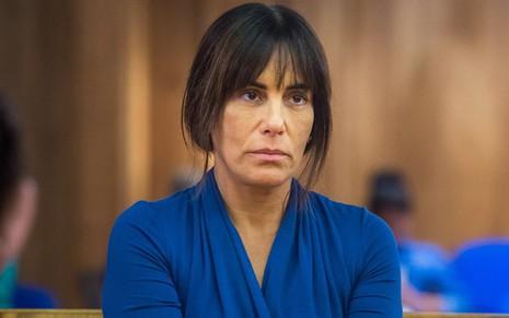 Gloria Pires em cena de O Outro Lado do Paraíso: atriz vai descansar imagem até 2020 - Raquel Cunha/TV Globo