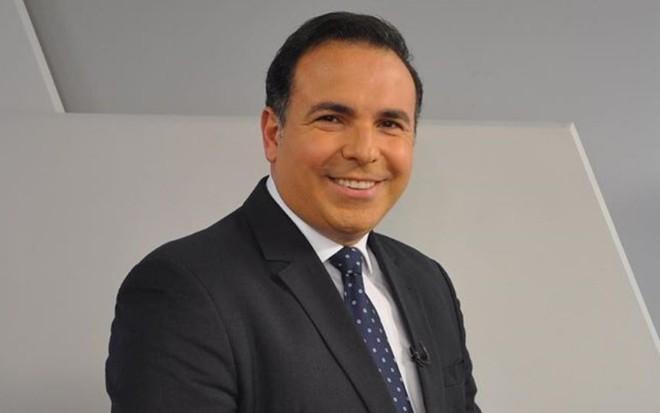 Balanço Geral de SP   Reinaldo Gottino pede demissão da Record e vai para a CNN Brasil