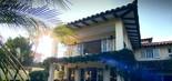 A mansão de Ronnie Von tem 3 mil metros quadrados e o projeto foi feito por seu irmão arquiteto