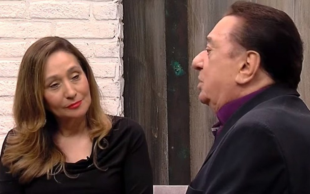 Com participação de Raul Gil, programa de Sonia Abrão foi superado pelo Melhor da Tarde - REPRODUÇÃO/REDETV!