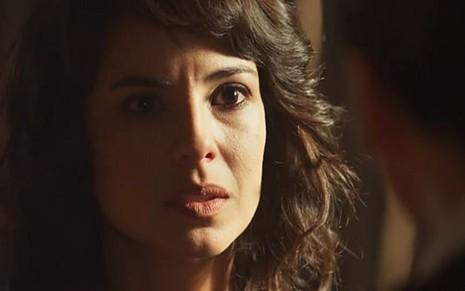 Andreia Horta (Lucinda) em cena de Tempo de Amar  vilã se revoltará em b499b5b64ae29