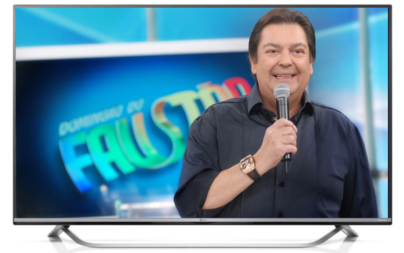 artigo eduardo bonjoch 3 From the tube to the QLED: How TVs evolved in the 32 years of Domingão do Faustão