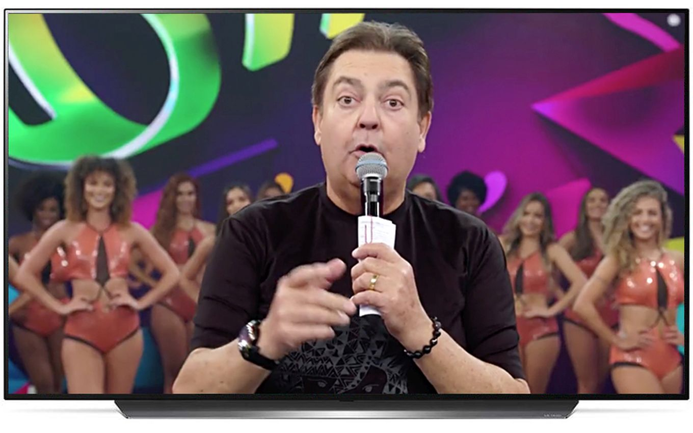 artigo eduardo bonjoch 4 From the tube to the QLED: How TVs evolved in the 32 years of Domingão do Faustão