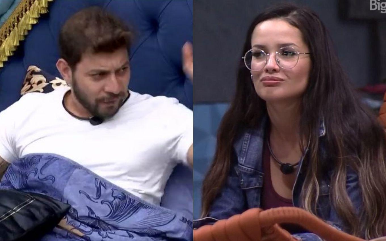 Juliette deixa Caio furioso após pisar no pé dele no BBB21: 'O manco tá  brabo' · Notícias da TV