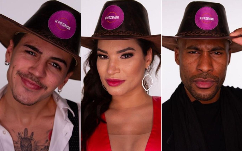 Biel, Raissa ou Rodrigo: quem você quer que fique em A Fazenda? Vote na enquete · Notícias da TV