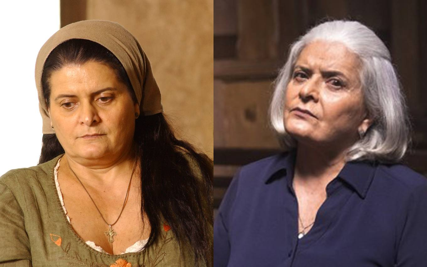 cabocla sumidos jussara freire 1304 Where are five Cabocla actors who disappeared from Globo's soap operas?