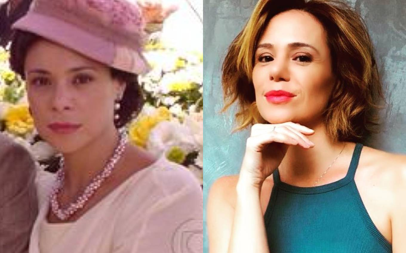 cabocla sumidos vanessa gerbelli 1304 Where are five Cabocla actors who disappeared from Globo's soap operas?