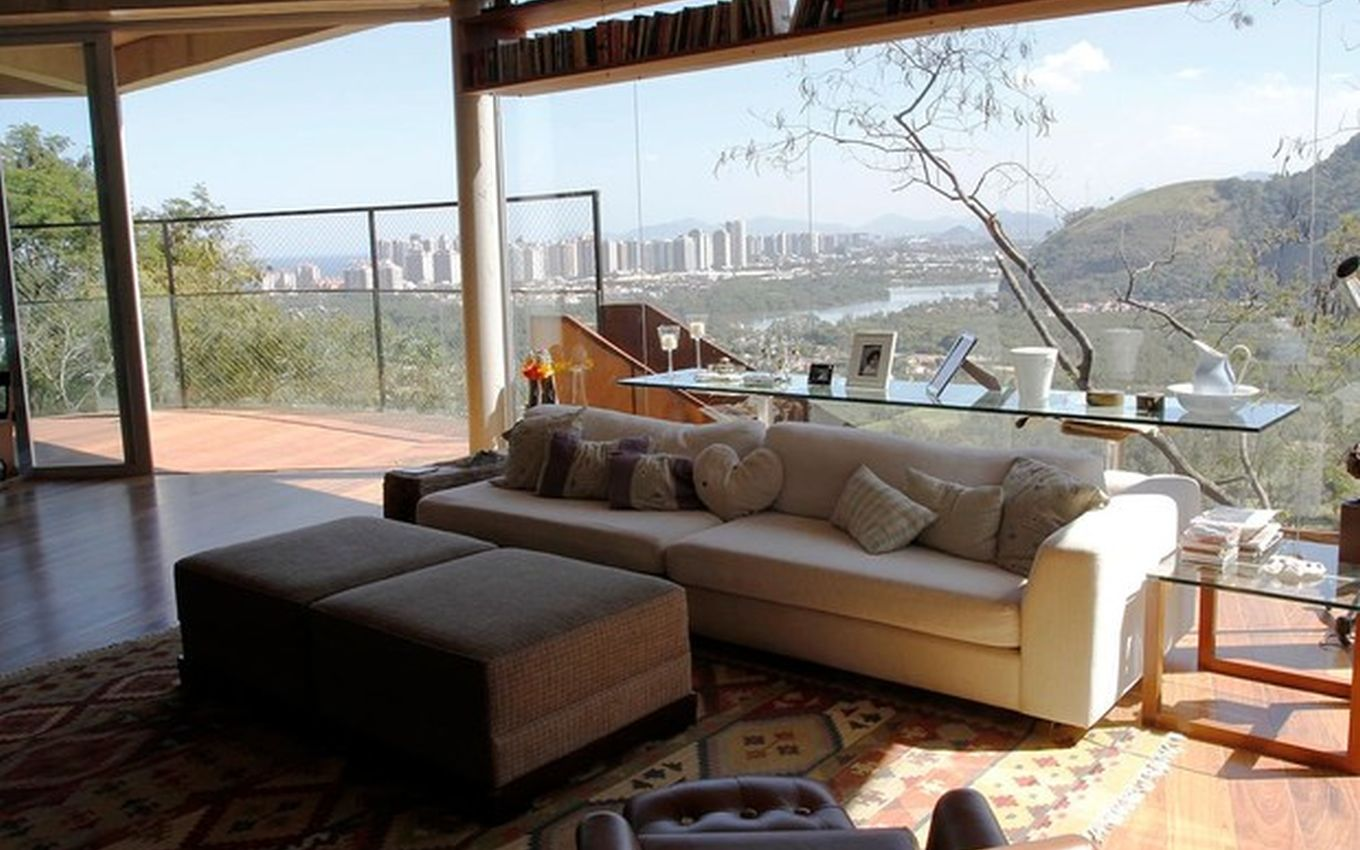casa arvore ator caio blat divulgacao airbnb Caio Blat charges R$ 2,000 for a tree house with a sea view; see pictures