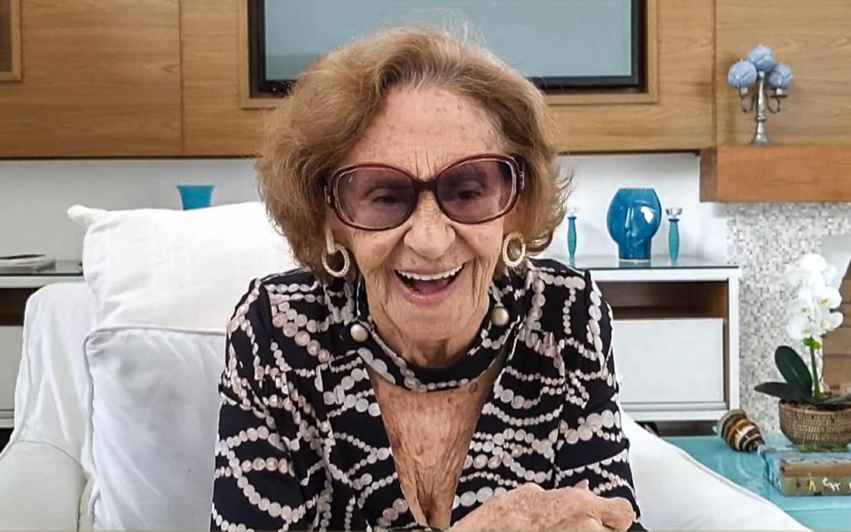 Laura Cardoso revela que dublou famosa personagem de desenho animado ·  Notícias da TV