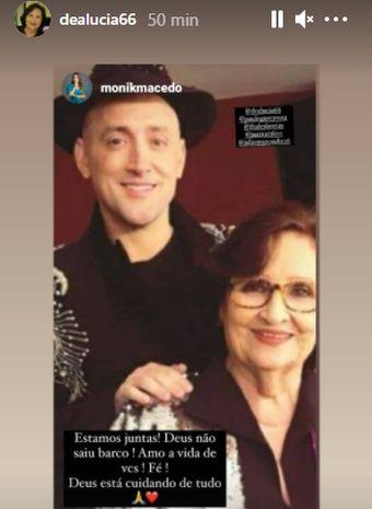 dea lucia paulo gustavo reproducao instagram