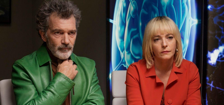 Antonio Banderas e Cecilia Roth em título mais recente de Pedro Almodóvar; filme chegou a ser indicado ao Oscar deste ano