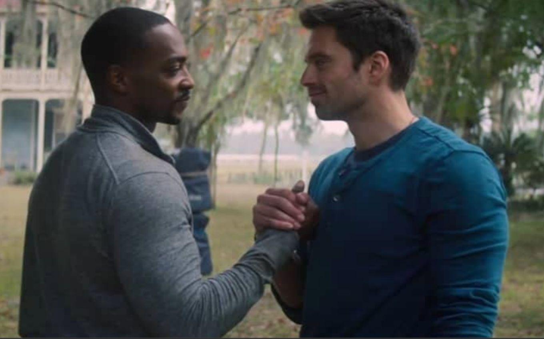 falcao e o soldado invernal sam bucky 1x05 disney With racism on the agenda, Falcão and Winter Soldier prepares the arrival of the black Captain