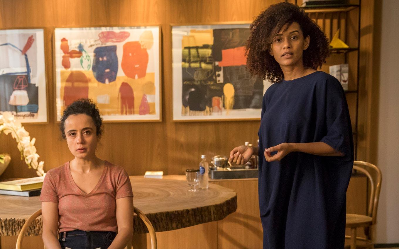 Amor de Mãe: Vitória enfrenta espancador de mulher e teme o pior; descubra  por quê · Notícias da TV
