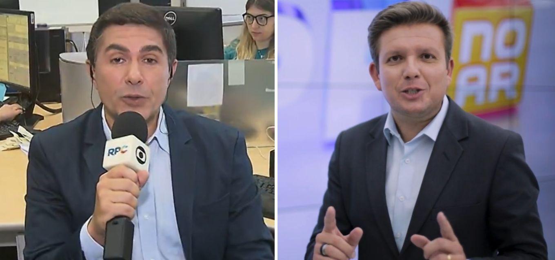 Record contrata jornalista da Globo para substituir apresentador que falou palavrões