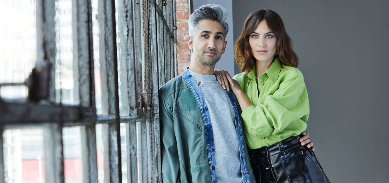 Tan France e Alexa Chung apresentam o novo Next in Fashion, competição de moda da Netflix
