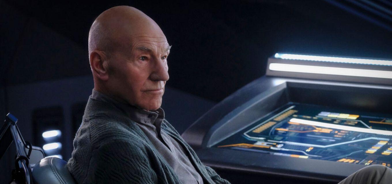 Patrick Stewart é Jean-Luc Picard em nova produção da saga Jornada nas Estrelas