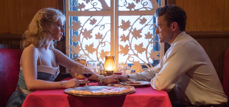 Ginny (Kate Winslet) e Mickey (Justin Timberlake) vivem romance em drama dirigido por Woody Allen