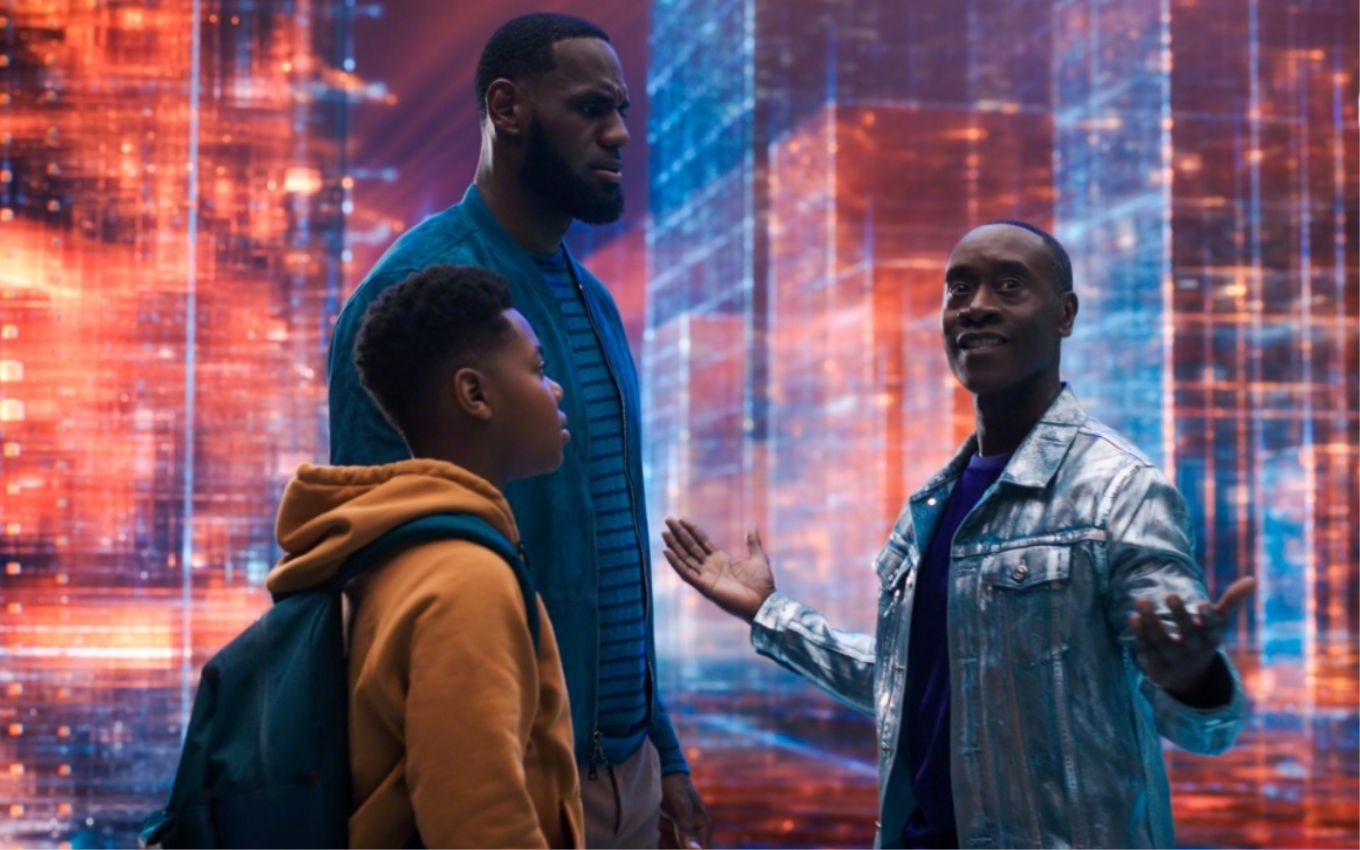 space jam new legacy lebron don cheadle warner bros LeBron James and Bugs Bunny are in the first photos of Space Jam 2; check out