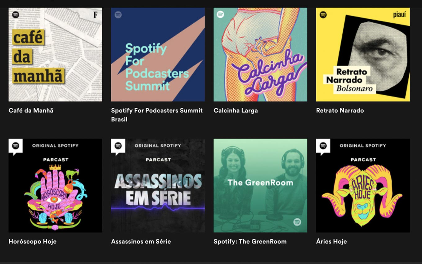 spotify podcats originais reproducao spotify War comes to audio: Podcast becomes battlefield of tech giants