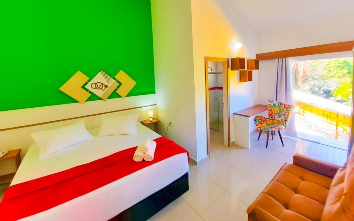 suite ilha record 3 Record spends R $ 100,000 on pre-confinement hotel for famous Ilha Record