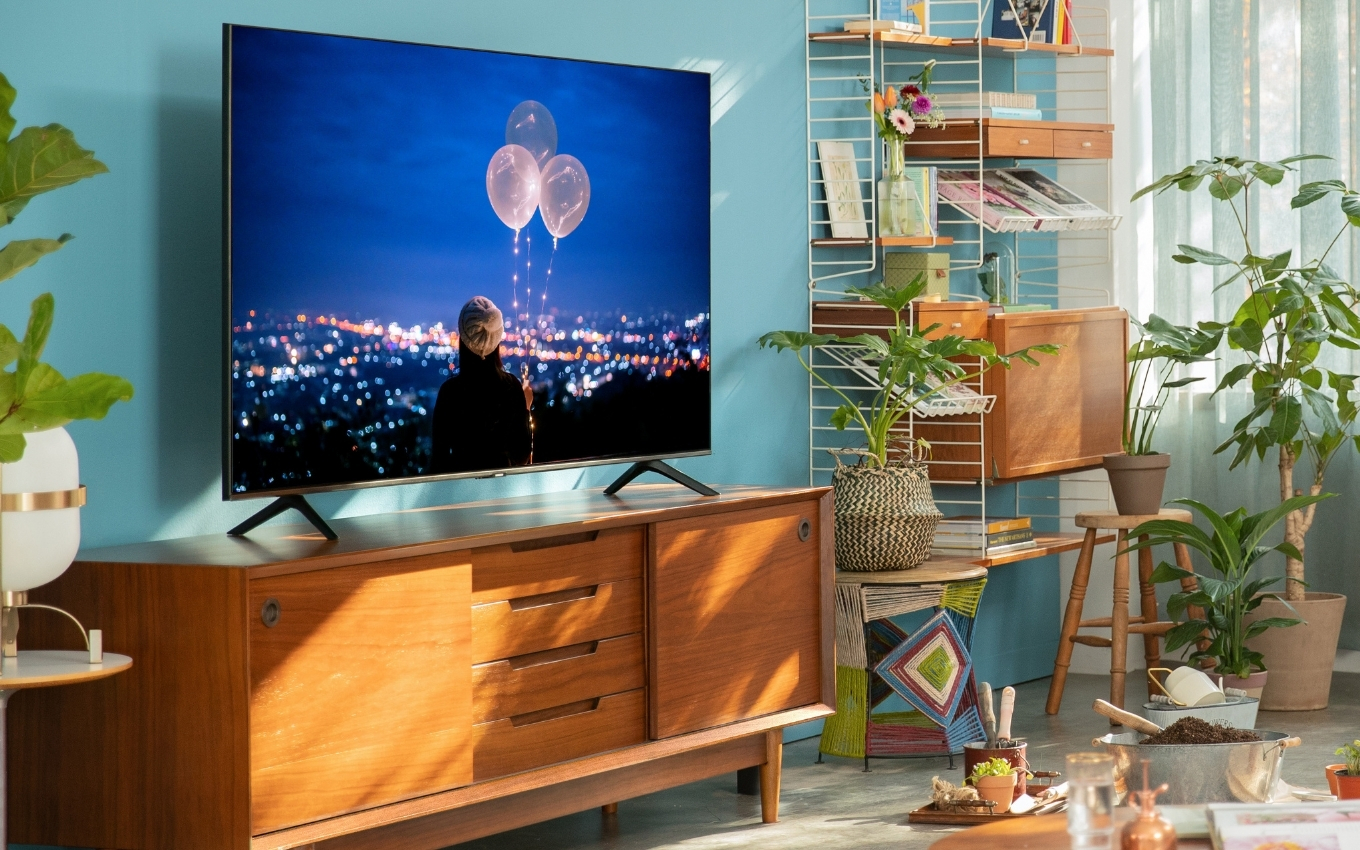 tv crystal 4k samsung Sale of 4K TVs increases 24% in one year; know how to choose yours