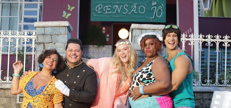 Elenco de Vai que Cola 2, inspirado na série produzida e exibida pelo canal Multishow