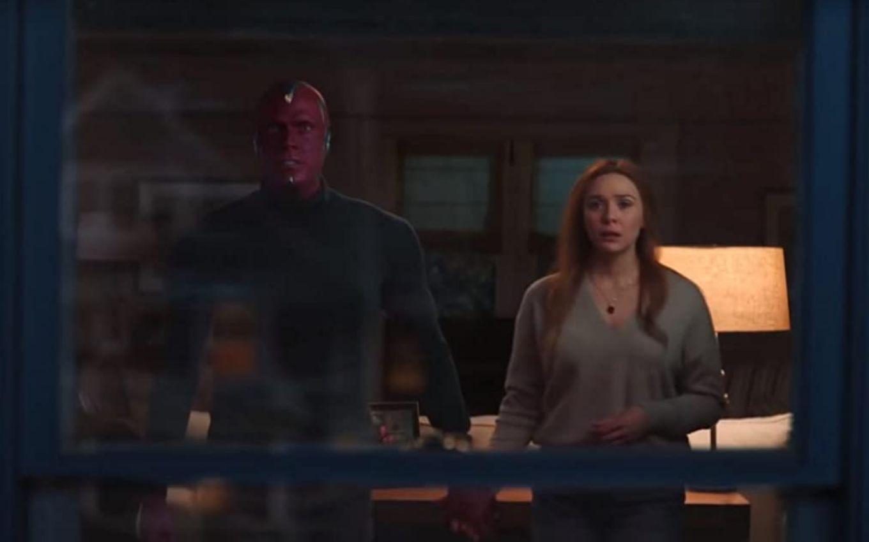 wandavision paul bettany elizabeth olsen final disney WandaVision ends with Avengers-worthy battle and emotional farewell