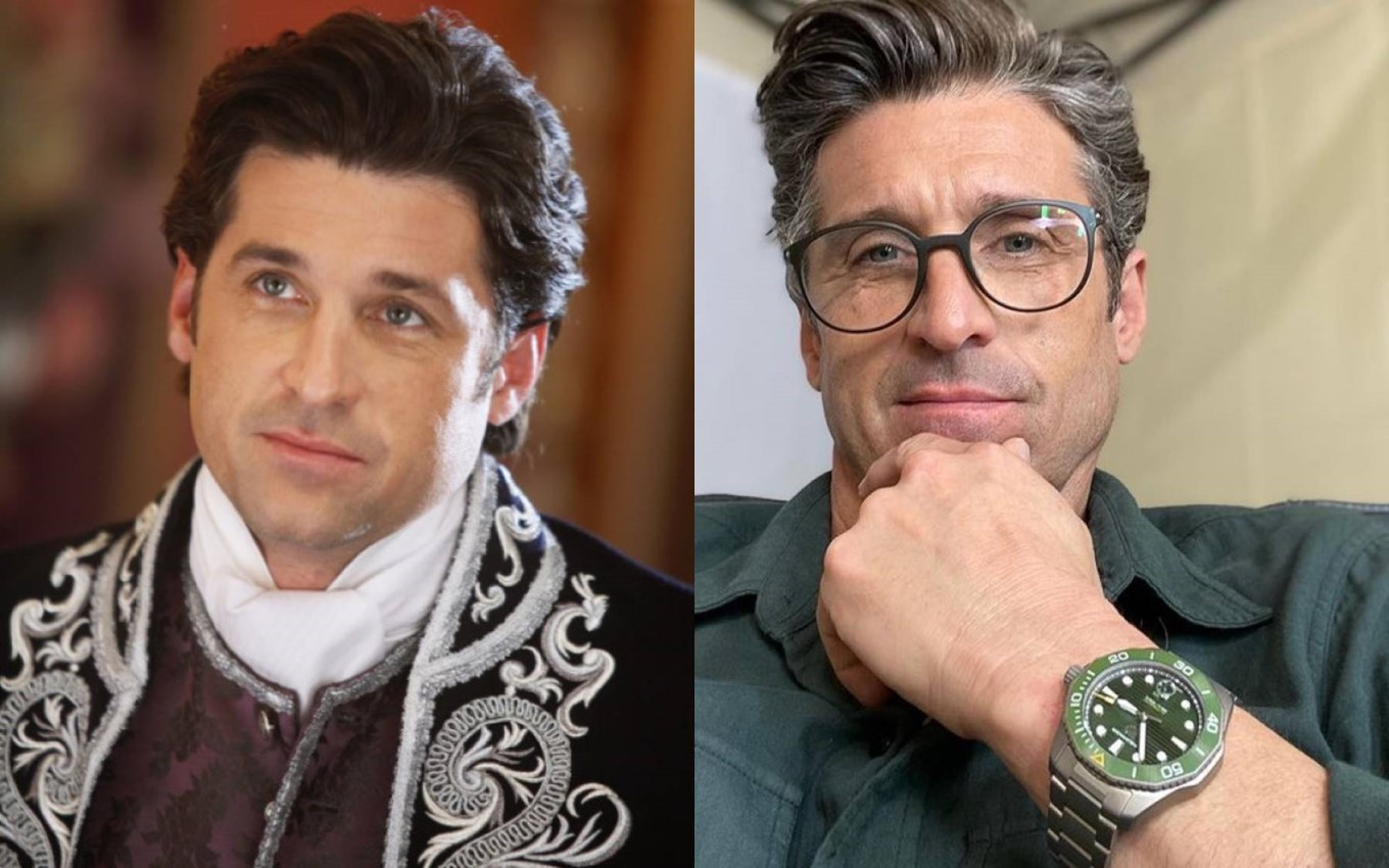 1montagem patrick dempsey From Netflix Suspense to Frozen: Where's Encantada's Casting After 13 Years?
