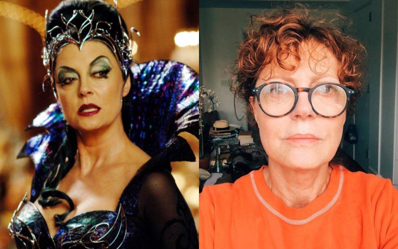 1montagem susan sarandon From Netflix Suspense to Frozen: Where's Encantada's Casting After 13 Years?