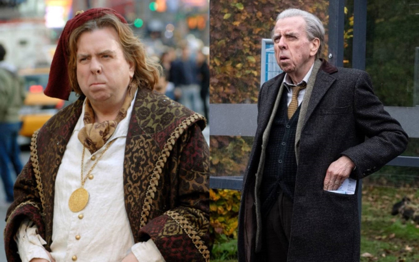 1montagem timothy spall From Netflix Suspense to Frozen: Where's Encantada's Casting After 13 Years?