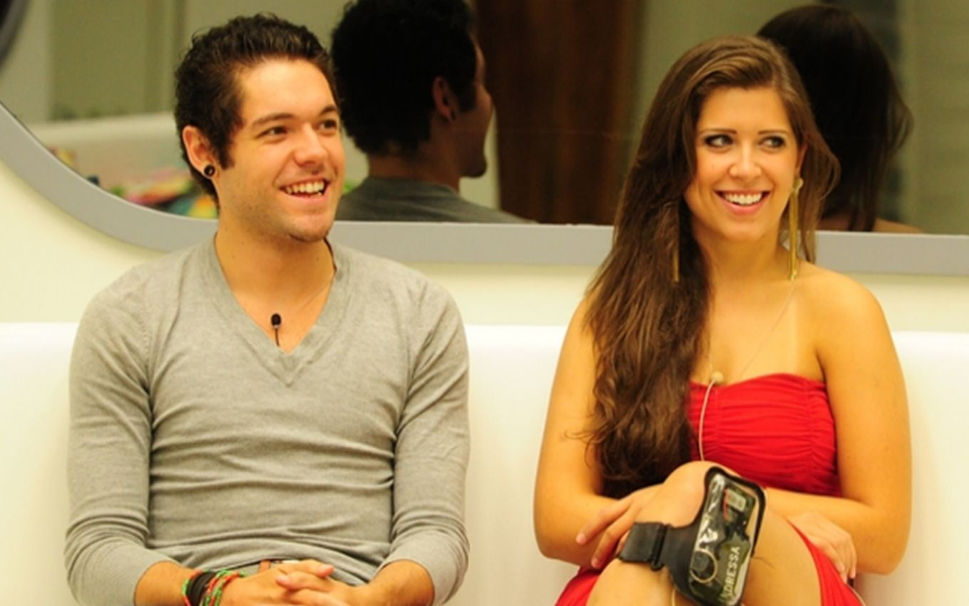 bbb13 nasser andressa 2007 Like Grazi and Sabrina Sato: Seven TV Betrayals That Ended Relationships