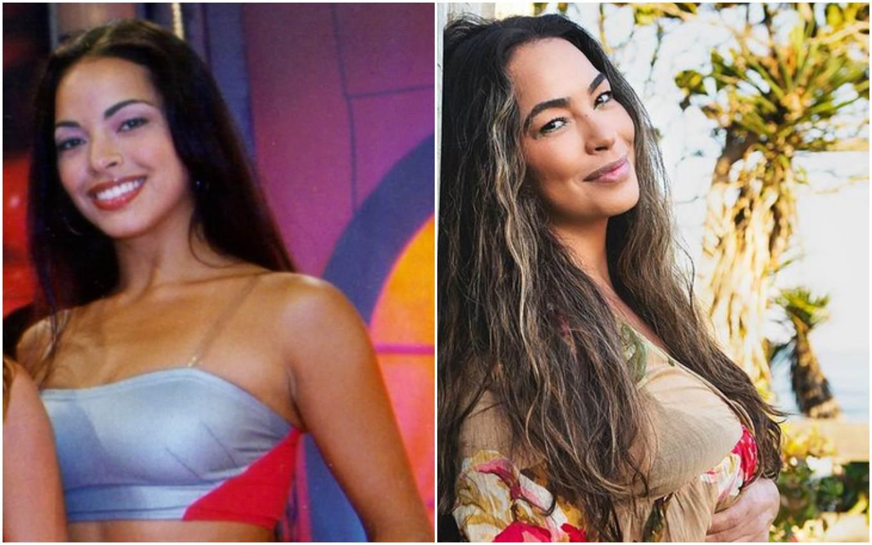 caldeirao coleguinhas joanna tristao 0309 From lawyer to actress at Record: Where are your friends from Caldeirão do Huck?