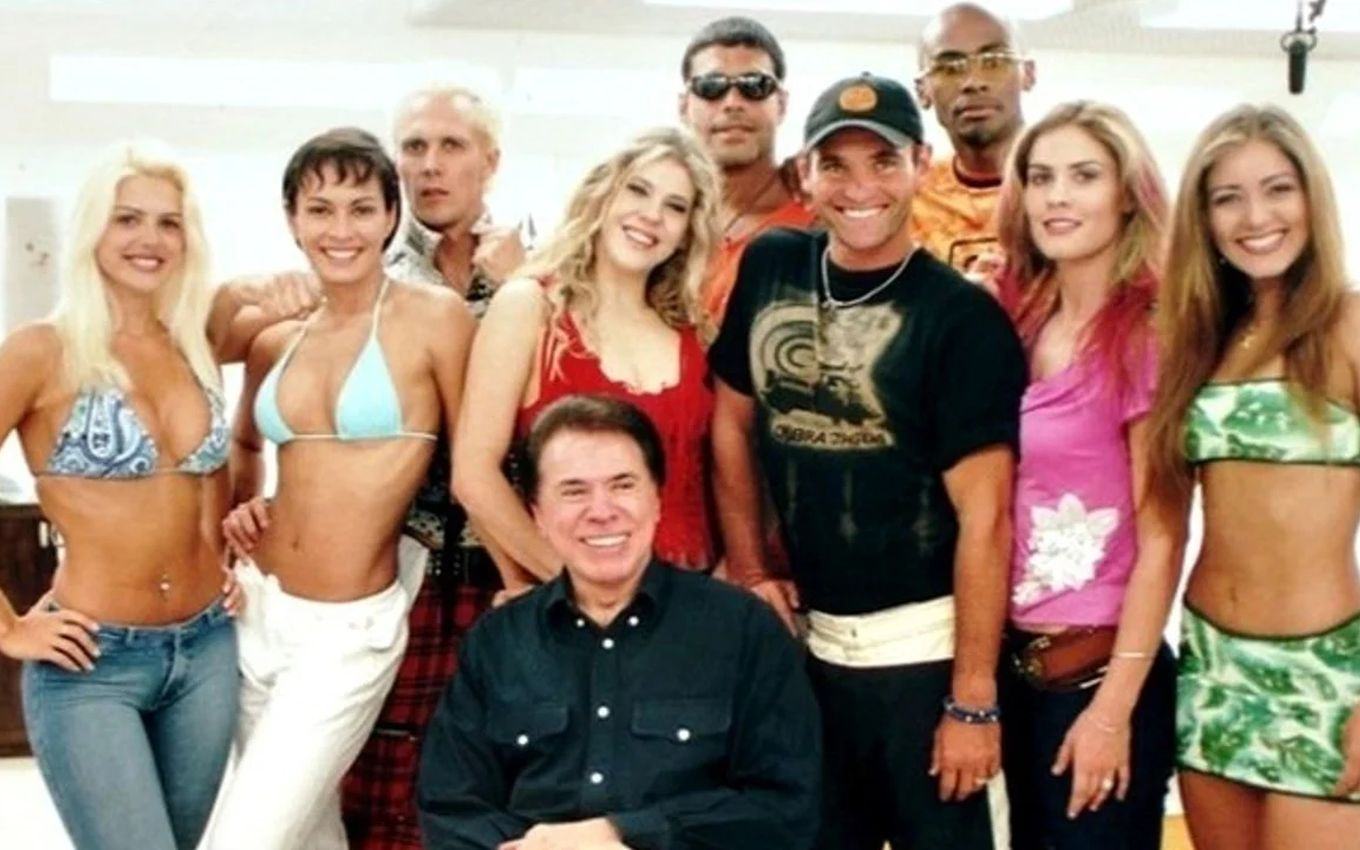 casa dos artistas elenco silvio santos 1808 From Gugu with PCC the departure of Chaves: Remarkable moments of 40 years of SBT