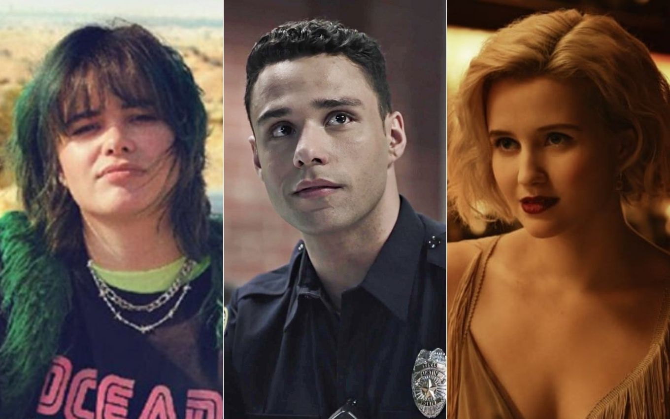 emmy brasil barbie ferreira rafael silva julia goldani telles Brazil at the Emmy? Seven actors with Tupiniquim blood in the race for the prize