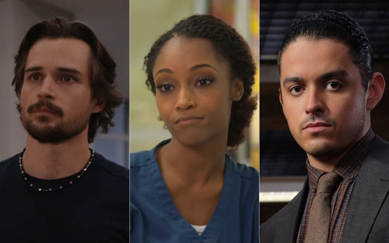 emmy brasil jon ecker yaya dacosta lucca de oliveira Brazil at the Emmy? Seven actors with Tupiniquim blood in the race for the prize