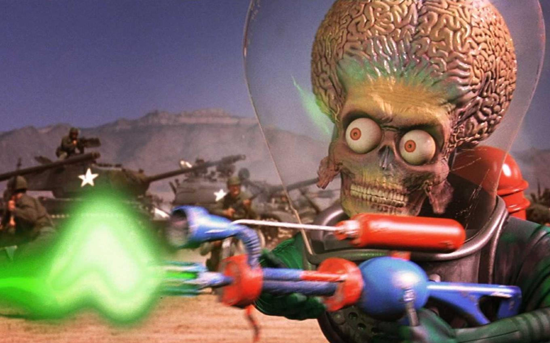 filme marte ataca credito divulgacao warner bros grande End of the world? Watch five movies about war between humans and extraterrestrials