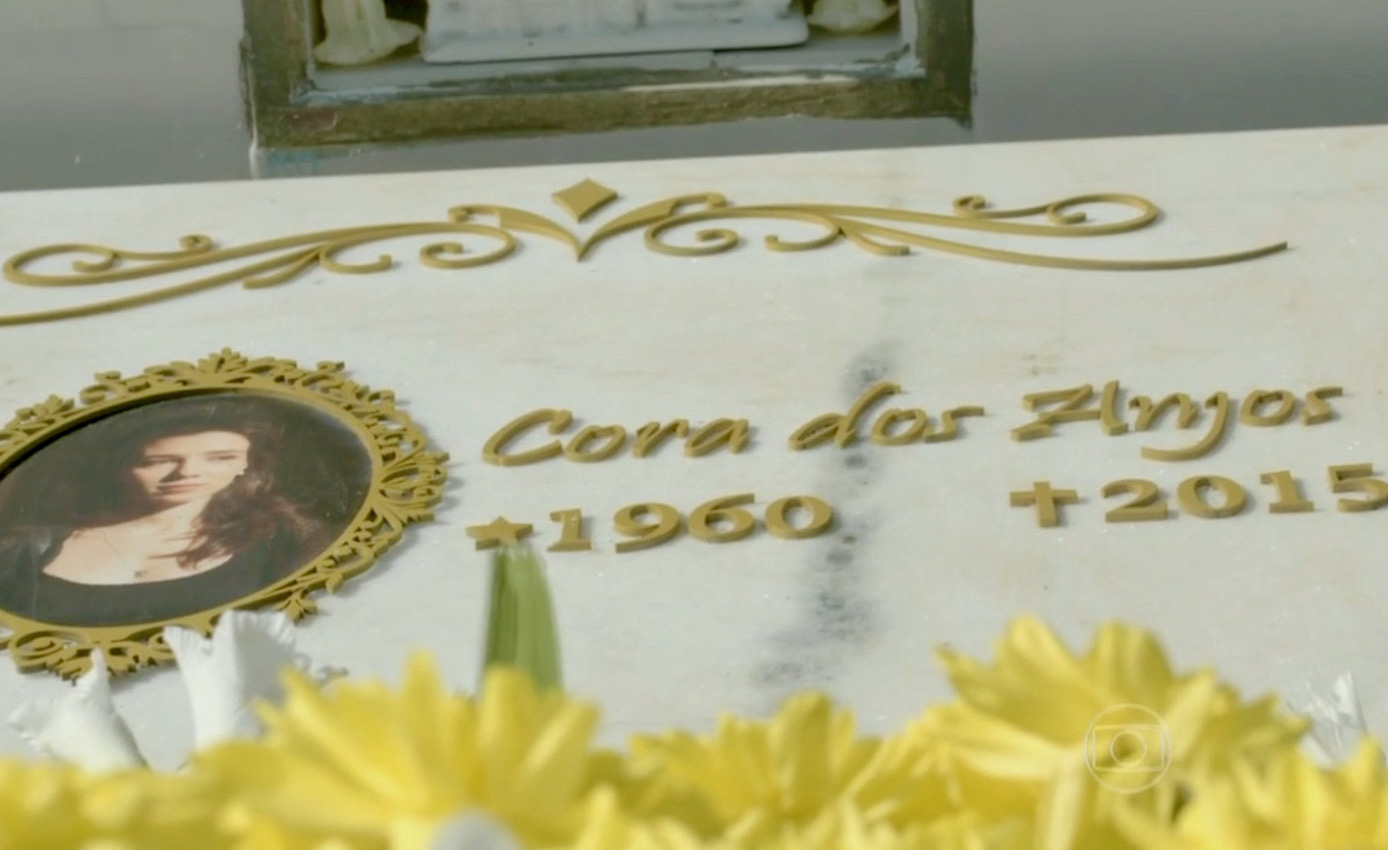 globo imperio cora marjorie estiano tumulo Empire: Cora dies in tragedy and carries her greatest burden to her grave